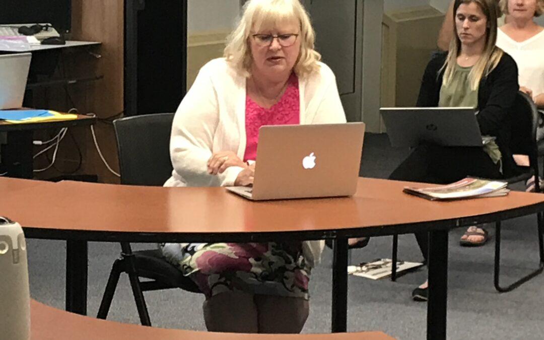 Education Foundation Provides Update to MCPASD School Board